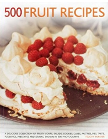 500 Fruit Recipes