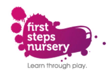 First Steps Logo