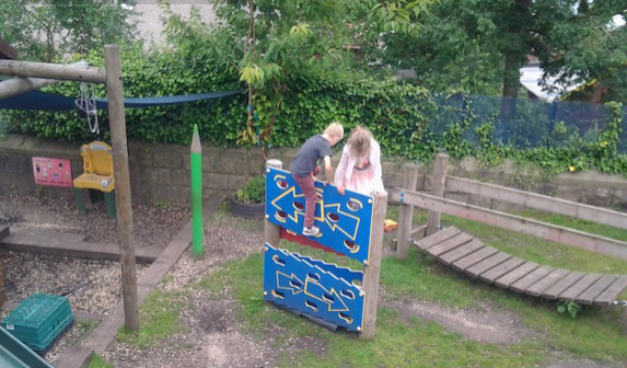 First Steps Play Area